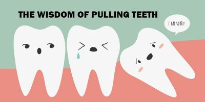 where did wisdom teeth come from