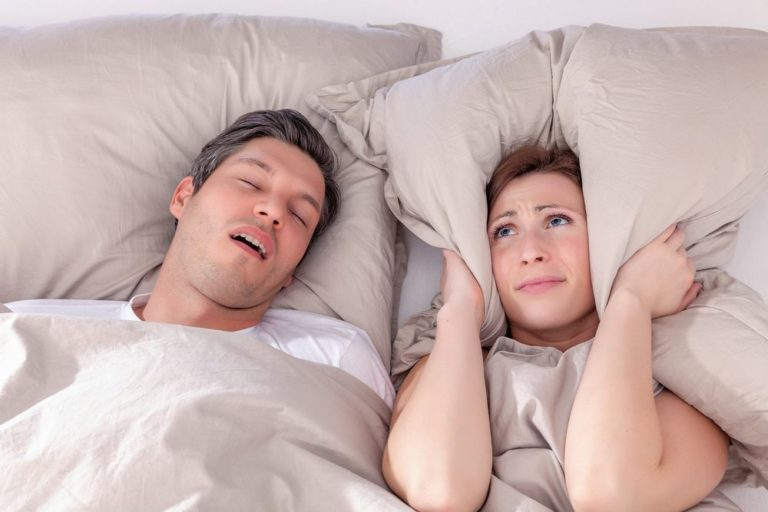 snoring, insomnia, and sleep disorders