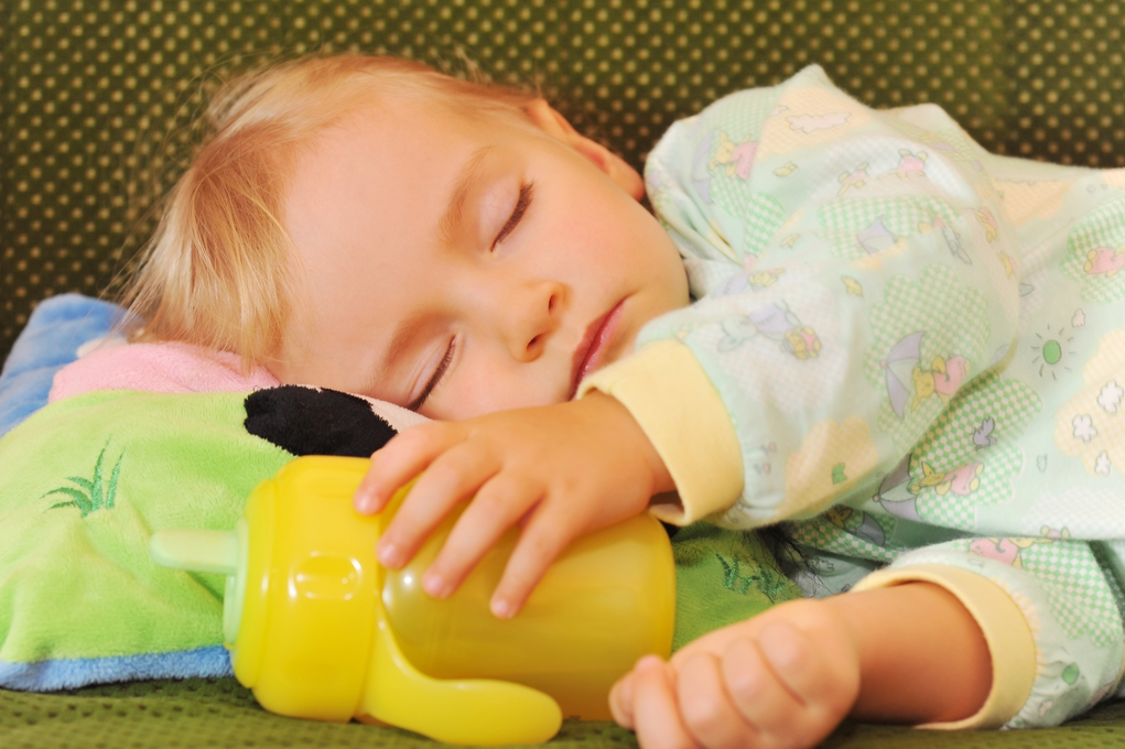 When toddlers don't sleep