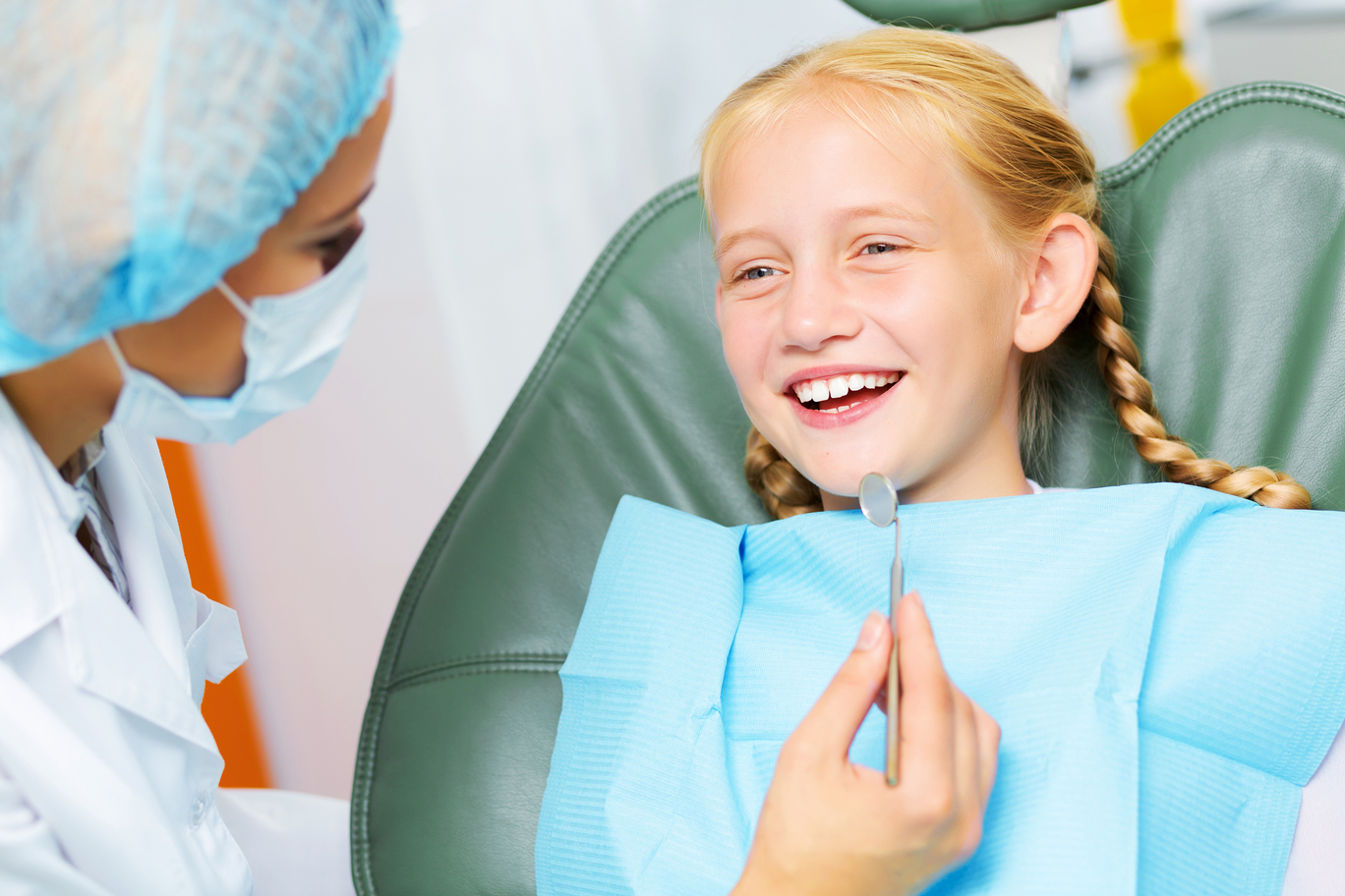 Take care of your child's teeth