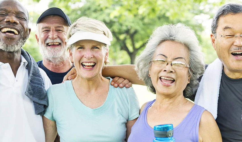 Dental Needs in Your Senior Years